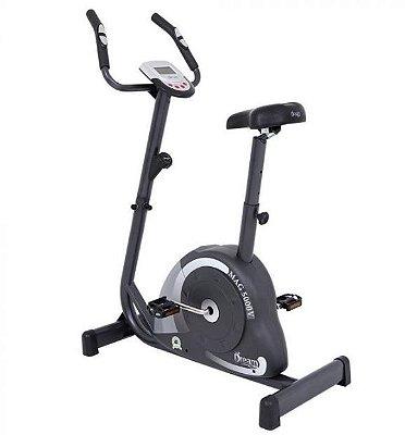 Bicicleta Vertical Ergométrica Magnética 5000V Dream Fitness