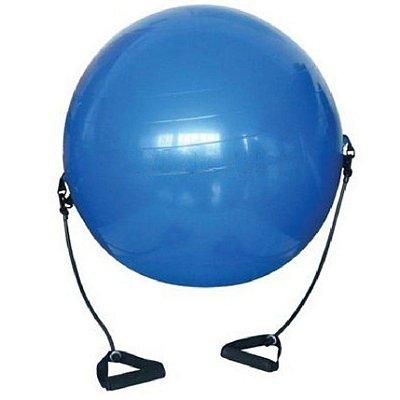 Bola de Pilates com Extensor Falcon Fit