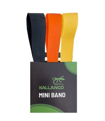 Kit Mini Band 3 Peças Kallango