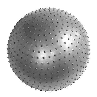 Bola de Pilates Massageadora 65cm Solar