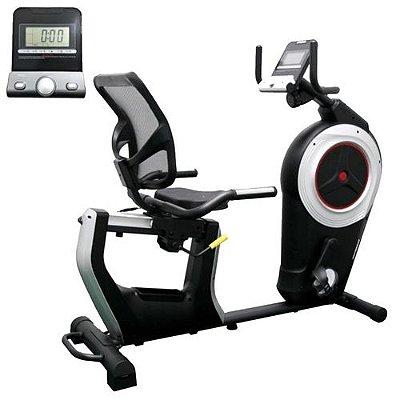 Bicicleta Ergométrica Horizontal Magnética Semi Profissional TP940 Oneal