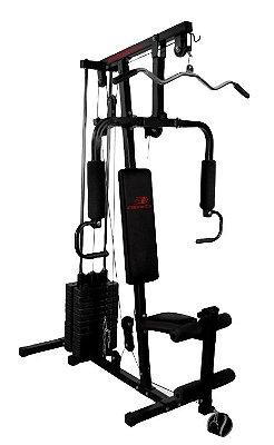 Estação de Musculação Semi Profissional 405 Embreex