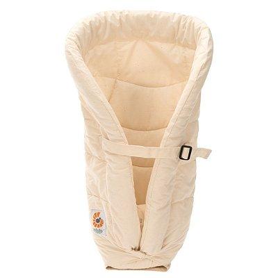Infant Insert - O Acessório do Canguru Ergobaby para o Bebê Recém Nascido - Natural