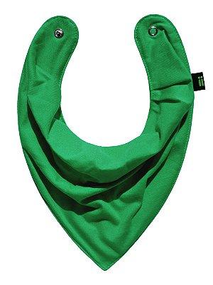 Babador Bandana Verde Primavera - Gumii