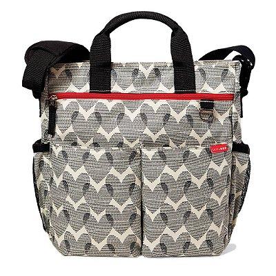 Bolsa Maternidade (Diaper Bag) com Trocador - Duo Signature Hearts - Skip Hop