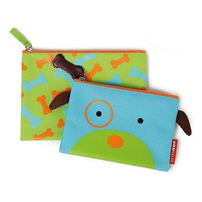 Kit Necessaire Infantil ZOO Cachorro - Skip Hop