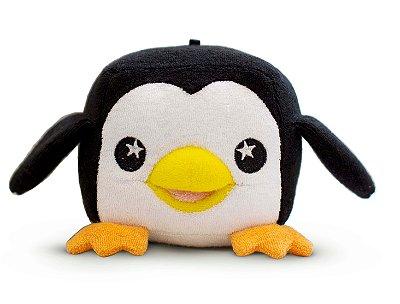 Esponja de Banho Infantil Pinguim - Soapsox