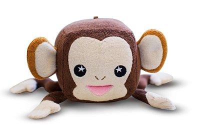 Esponja de Banho Infantil Macaco - Soapsox