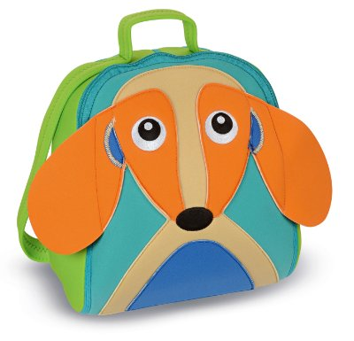 Mochila Infantil de Neoprene Cachorro Happy - Oops