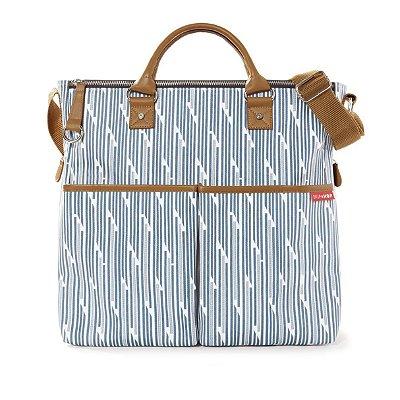 Bolsa Maternidade (Diaper Bag) com Trocador - Duo Edição Especial Blue Print - Skip Hop