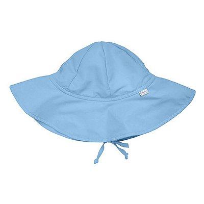 Chapéu de Banho Infantil com FPS +50 Azul Claro - iPlay