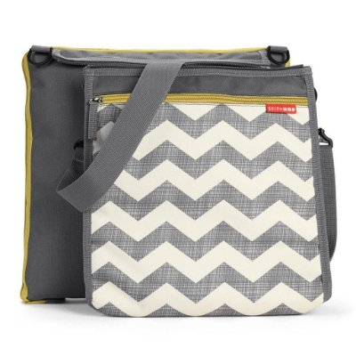 Tapete de Passeio Central Park Blanket (On The Go) Chevron - Skip Hop