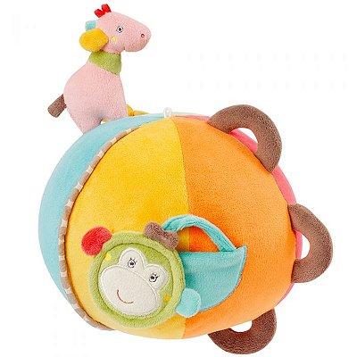 Bola de Atividades Safari - Multikids Baby