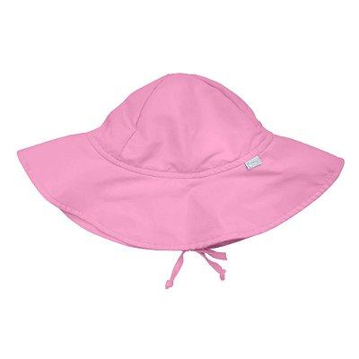 Chapéu de Banho Infantil com FPS +50 Rosa Claro - iPlay