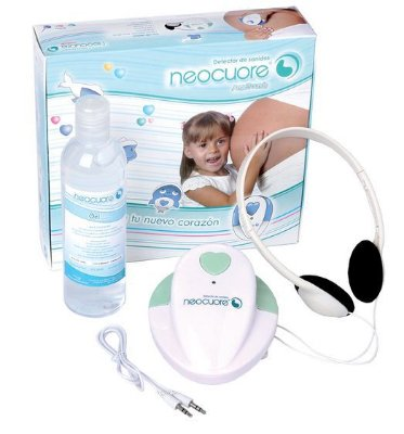 NEOCUORE - Detector de Sons do Bebê na Gravidez