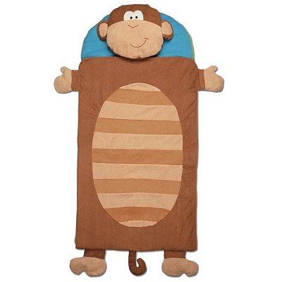 Saco de Dormir Infantil Macaco - Stephen Joseph
