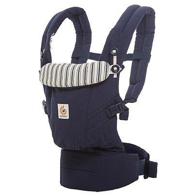 Canguru Ergobaby Adapt - O Melhor Baby Carrier para o seu Bebê - Admiral Blue