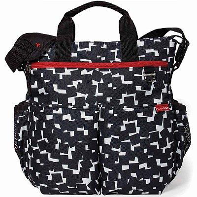 Bolsa Maternidade (Diaper Bag) com Trocador - Duo Signature Cubes - Skip Hop