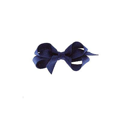 Laço para Cabelo Azul Marinho P - Gumii