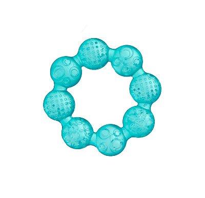 Mordedor Circular de Gel Polar (Freezer Safe) Azul - Bright Stars