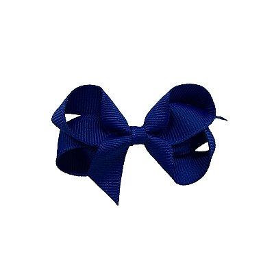 Laço para Cabelo Azul Marinho M - Gumii