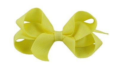 Laço para Cabelo Amarelo Claro M - Gumii