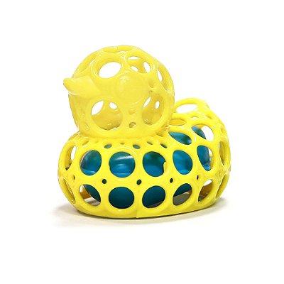 Pato de Banho Oball Amarelo - Bright Stars