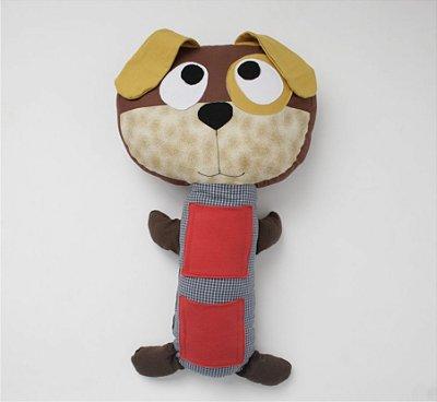 Almofada para Cinto de Segurança Cachorro - Colo de Mãe