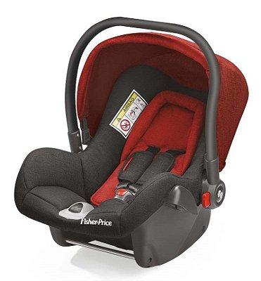 Bebê Conforto Heritage Fix 0 a 13Kg Vermelho - Fisher Price