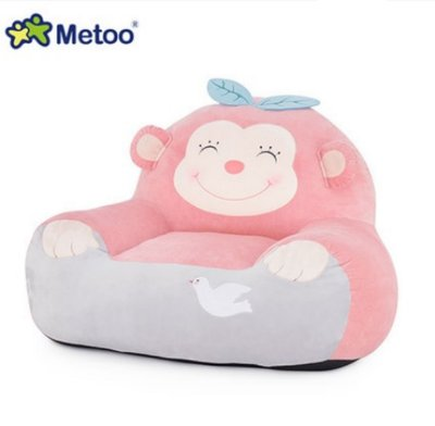 Mini Soft Sofá Infantil Metoo Macaquinha - Metoo
