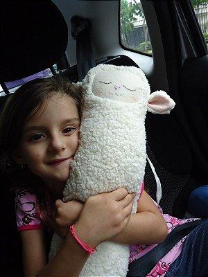 Almofada para Cinto de Segurança Ovelha - Leloo