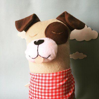 Almofada para Cinto de Segurança Cachorro - Leloo