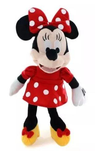 Pelúcia Minnie com Som Disney - Multikids Baby