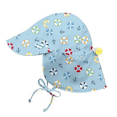 Chapéu de Banho Infantil Australiano com FPS +50 Salva Vidas - iPlay