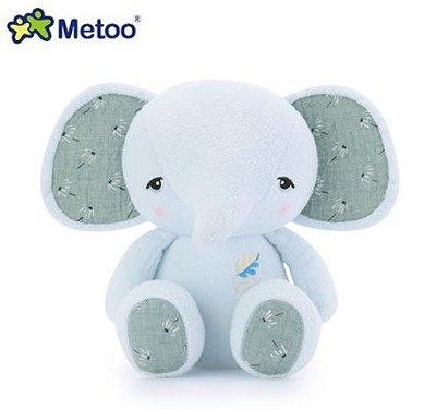 Pelúcia Metoo Elefante Azul - Metoo