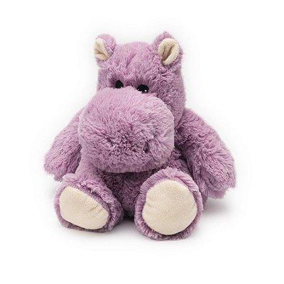Pelúcia Térmica para Alívio das Cólicas e Aconchego com Aroma Calmante Hipopótamo - Cozy Plush