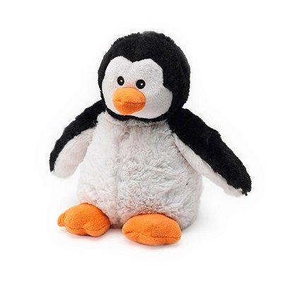 Pelúcia Térmica para Alívio das Cólicas e Aconchego com Aroma Calmante Pinguim - Cozy Plush