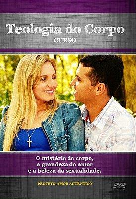 DVD Curso de Teologia do Corpo (Fernando Gomes)