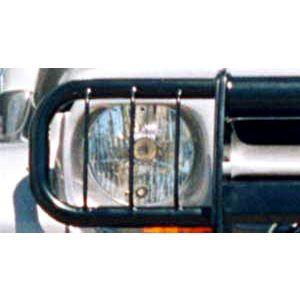 PROTETOR DE FARÓIS PARA BASE DE GUINCHO P/ NT112 - TROLLER (2001 EM DIANTE)
