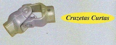 CRUZETA CURTA 3/4 POL