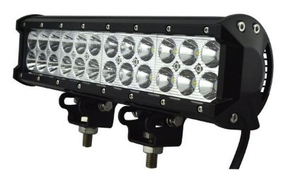 Barra Super Led Off Road 72W 6000K 12 pol CREE