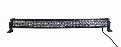 BARRA LED CURVA 300W CREE LEDS AMERICANOS LENTES 5D