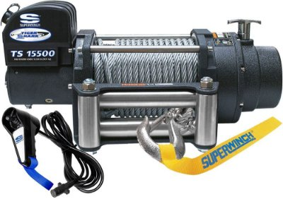 GUINCHO SUPERWINCH TIGER SHARK 15,500