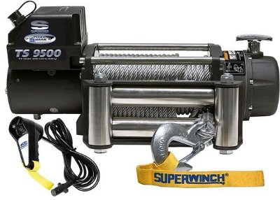 GUINCHO SUPERWINCH ELETRICO TS 9.5