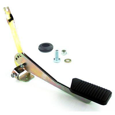 Pedal do acelerador suspenso JEEP CJ2A CJ3A CJ3B CJ5 CJ6 RURAL E F75