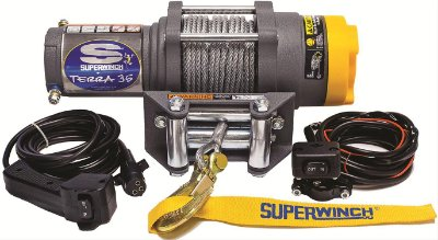 GUINCHO ELETRICO SUPERWINCH TERRA 35