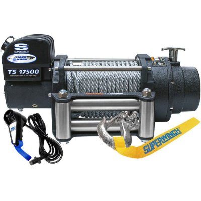 GUINCHO ELETRICO SUPERWINCH TIGER SHARK TS 17500