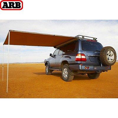 TENDA P/ ACOPLAGEM EM VEICULO OFF-ROAD ARB 2X2,5M