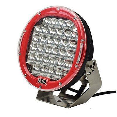 FAROL DE LED 9 POL 160W 32 LEDS