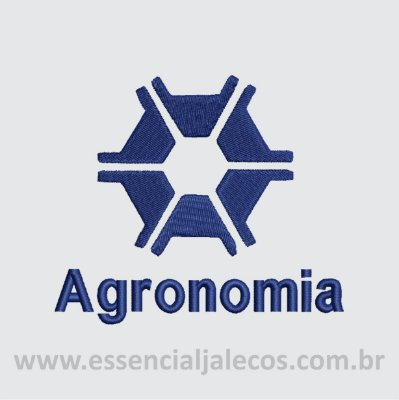 BORDADO AGRONOMIA